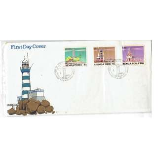 FDC #40  Lighthouse