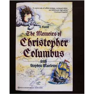 The Memoirs of Christopher Columbus by Stephen Marlowe