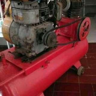 Kompresor angin bensin