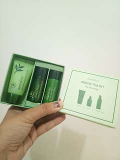 Innisfree Morning Skincare Kit