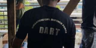 LOOKING FOR DART SCDF SHIRT SIZE S