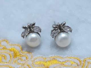 ❤Pearl.Earrings❤