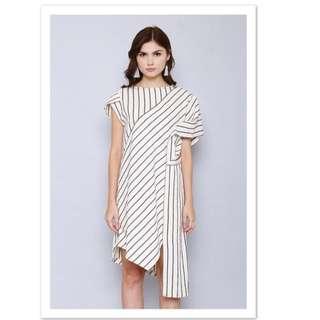 NEW! Lurik Tenun Dress by Riska Vebrie