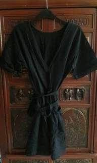 Black dress (zara)