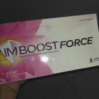 TERMURAH !! Imboost force