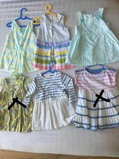 Gingersnaps 2 yrs old Girls Dress