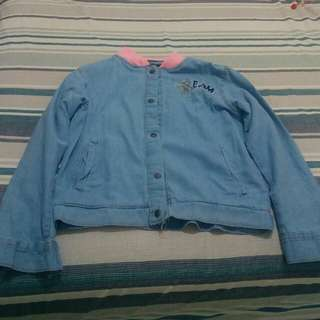 Jaket Jeans (Outer)