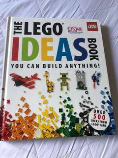 The Lego Ideas Book - You can build anything!