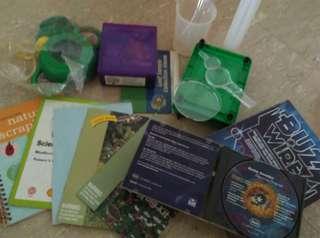 Free - Science Kits
