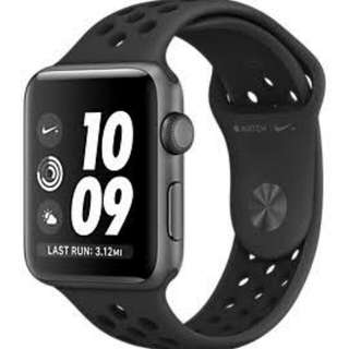 Apple Watch Seri 3 42MM Nike Kredit mudah.