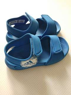 Authentic Adidas kids sandal