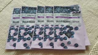 EH Air Therapy Mask - Blueberry