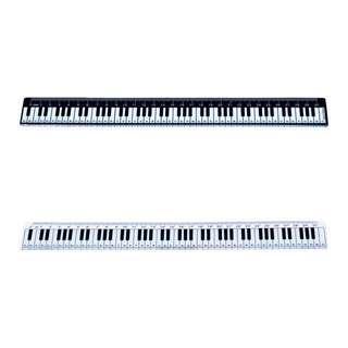 Music Straight Ruler - 30cm