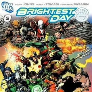 DC Comics - Brightest Day Vol 1 ( Hardcover )