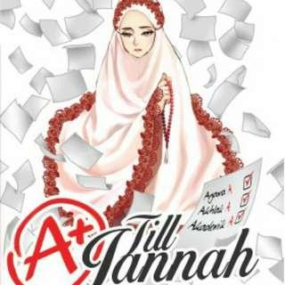 SIRI TAPOW A : A+ TILL JANNAH