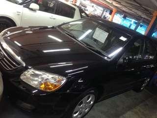 Kia Cerato- black - $320 weekly - fast rental grab usage