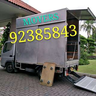 Professional experience House moving services call 92385843 Johnsion.mover