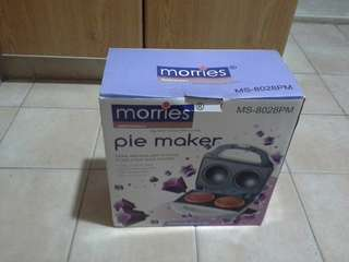 Morries Pie Maker