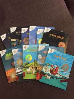Mandarin story books~12 for RM24