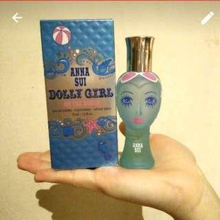 Anna sui Dolly 限量版夏日海洋洋娃娃香水