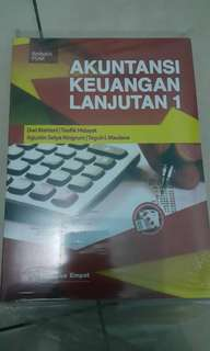 🎆NEW Akuntansi Keuangan Lanjutan 1
