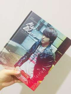 CN Blue - Re:Blue Limited Edition Yonghwa Cover [OUT OF PRINT]