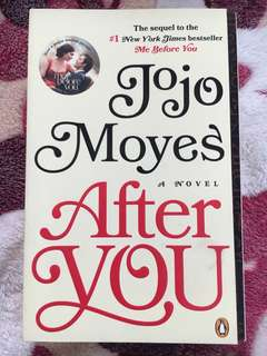 Jojo Moyes - After You (sequel to Me Before You)