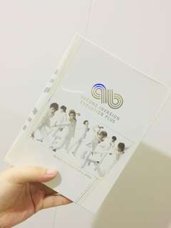 Infinite - Second Invasion Evolution Plus in Japan DVD