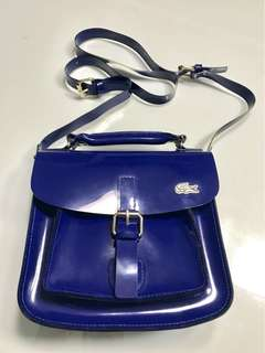 Authentic Lacoste Live! Mini Satchel