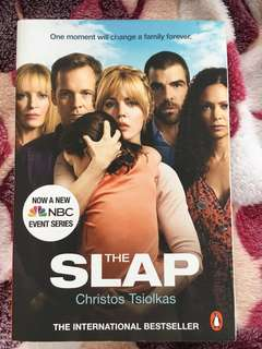The Slap by Christos Tsiolkas (A New NBC series)