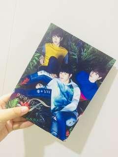 Infinite F - Azure Japanese Album