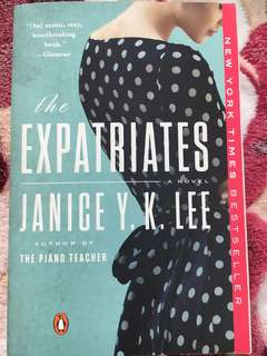The Expatriates (Janice Y.K. Lee)