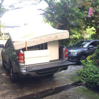 Tilam almari sofa cabinet mover