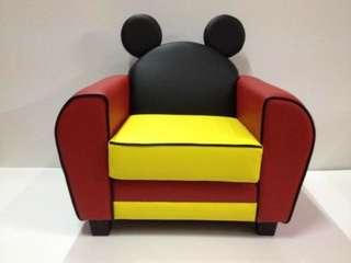 Custom Made Mickey Sofa