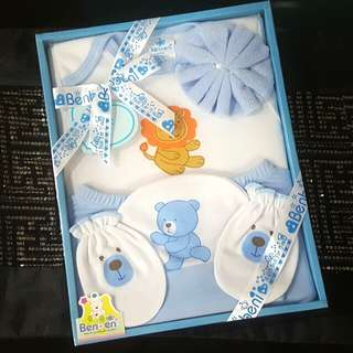 Newborn / Baby Gift Set - 5pcs