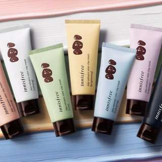 Gratis ongkir Innisfree Jeju Color Clay 70ml