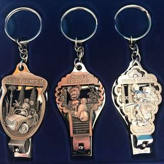 【吉隆坡直購🇲🇾】迪士尼指甲夾連開瓶器鎖鑰扣