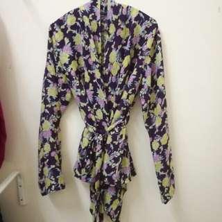Top kimono wrap