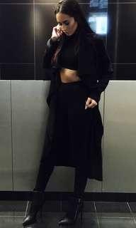 Naked Wardrobe black leggings