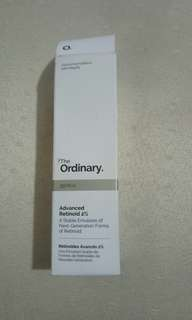 Authentic The Ordinary Advanced Retinoid 2%