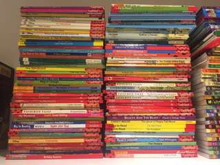 90 Ladybird,Robin,Disney storybooks collection