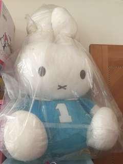 """😭割愛 Miffy正版大公仔 36""""吋高"""