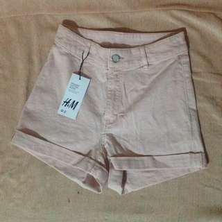 Brand New H&M Shorts with Tag