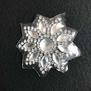 In Stock. Iron on beads/manik. Raya 2018