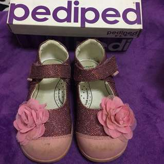 Pediped Evangeline Fuschia