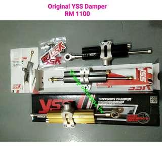 Original YSS Damper