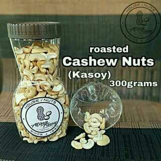 ⌛ Aling Tinay's Cashew Nuts Roasted (in a Jar)
