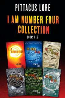I am Number Four series (Pittacus Lore)