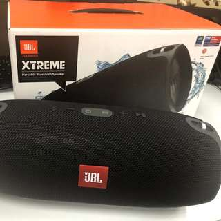 JBL Extreme Bluetooth speakers (authentic)