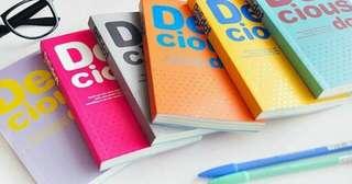 Japan made Notebooks